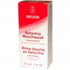 Ratanhia Mouthwash 50ml (Replacement for Medicine Gargle)