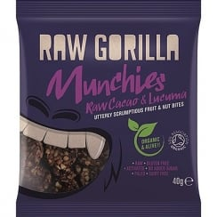 Munchies - Raw Cacao and Lucuma 40g