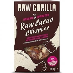 Raw Cacao Crispies 250g