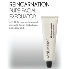 Reincaration Facial Exfoliator 75ml