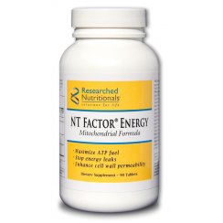 NT Factor Energy Mitochondrial Formula - 90 Tablets