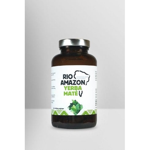 Rio Amazon Yerba Maté 500mg 120's