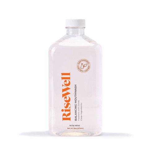 RiseWell Alkalizing Mouthwash - 474ml