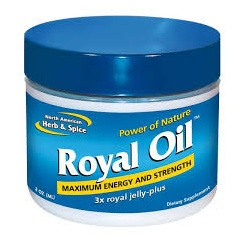 Royal Oil 60ml (fresh stabilised royal jelly/pumpkin seed oil)