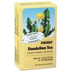 Salus Dandelion Tea (Currently Unavailable - Long Term Out of Stock)
