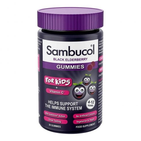 Sambucol Kids Gummies 30s