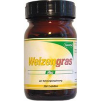 Sanatur Wheatgrass Tablets - 250