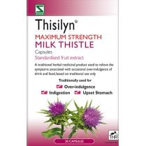Thisilyn Milk Thistle Maximum Strength 30's
