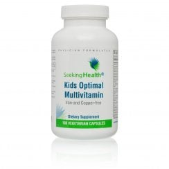 Seeking Health Kids Optimal Multivitamin - 180 Capsules