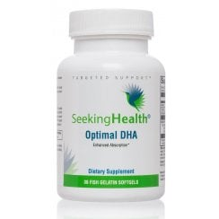 Seeking Health Optimal DHA - 30 Softgels