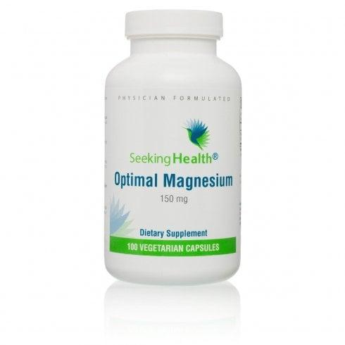 Seeking Health Optimal Magnesium 150mg - 100 Capsules