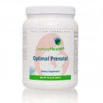 Seeking Health Optimal Prenatal Protein Powder (Vanilla Flavour) - 546g