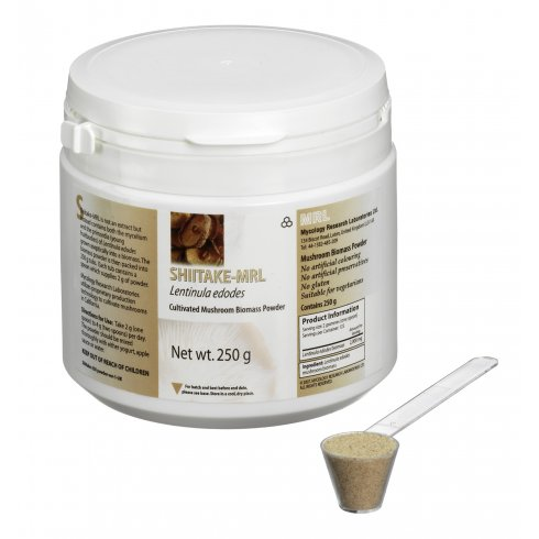 MycologyResearch SHITAKE-MRL 250g Powder