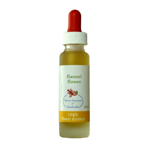 Flower Essences of Australia Single Essence Flannel Flower 25ml