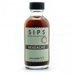 SIPS - Seeded in Plant Science Headache 12 x 60ml (Box)