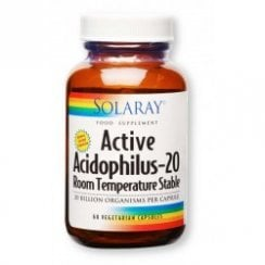 Acidophilus, Shelf Stable 60's