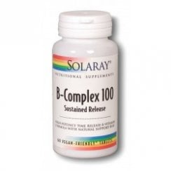 B-Complex 100 Sustained Release 60's