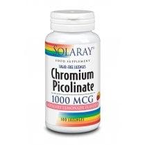 Chromium Picolinate Lozenge 1000mcg 100's