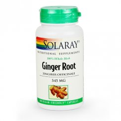 Ginger Root 545mg 100's