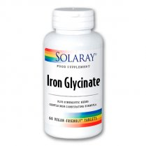 Iron Glycinate 25mg 60's