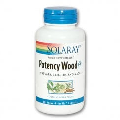 Potency Wood Plus 60's