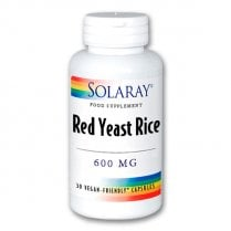 Red Yeast Rice 600mg 30's