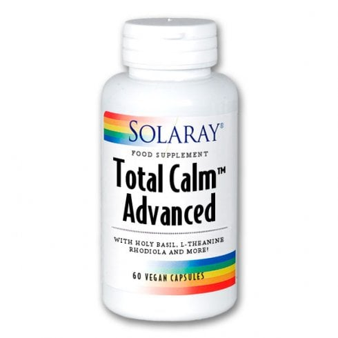 Solaray Total Calm Advanced 60's