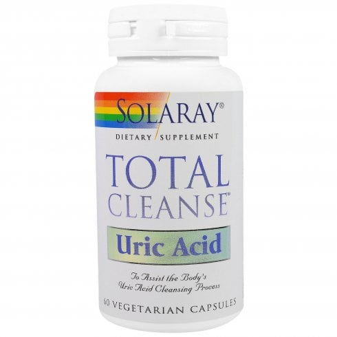 Solaray Total Cleanse Uric Acid 60's