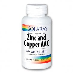 Zinc and Copper AAC 60's