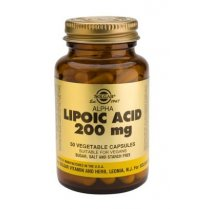 Alpha-Lipoic Acid 200mg 50's