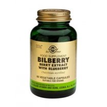 Bilberry Berry Extract with Blueberry 60's