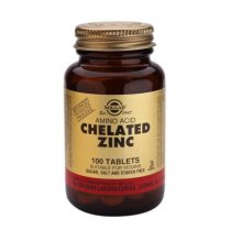 Chelated Zinc 100 tabs