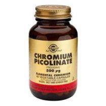 Chromium Picolinate 500ug 60's
