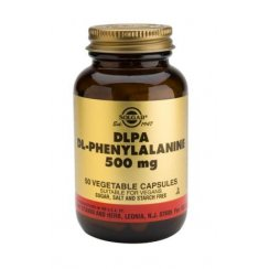 DLPA DL-Phenylalanine 500mg 50's