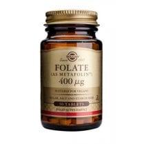 Folate (as Metafolin) 400ug 100's