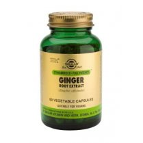 Ginger Root Extract 60's