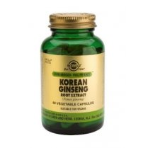 Korean Ginseng Root Extract 60's