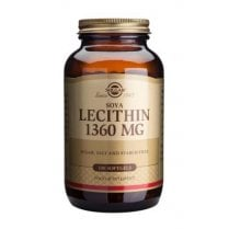 Lecithin Soya 1360mg 250's