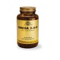 Omega 3-6-9 Fish, Flax, Borage 60's