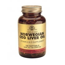 One-a-Day Norwegian Cod Liver Oil 250 softgels
