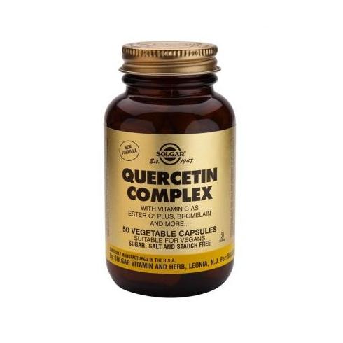 Solgar Quercetin Complex 50's