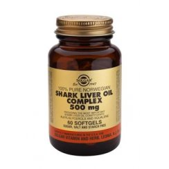 Shark Liver Oil Complex 500mg 60's