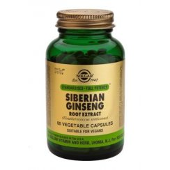 Siberian Ginseng Root Extract (S.F.P.) 60 veg caps