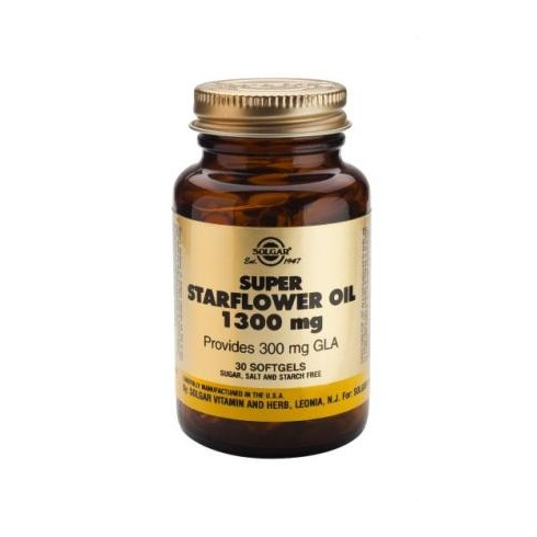 Solgar Super Starflower Oil 1300mg 30's