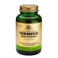Turmeric Root Extract 60's
