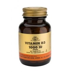 Vitamin D3 25ug/1000iu 180 tablets