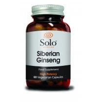 Siberian Ginseng 60's