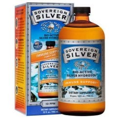 Silver Hydrosol – 946ml Currently Unavailable