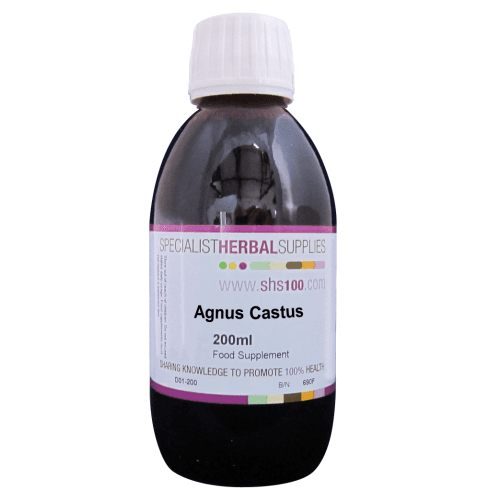 Specialist Herbal Supplies (SHS) Agnus Castus Drops 200ml