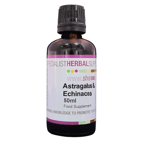 Specialist Herbal Supplies (SHS) Astragalus & Echinacea Drops 50ml